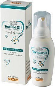 Tea Tree Oil mycí pěna pro intimní hygienu 100ml