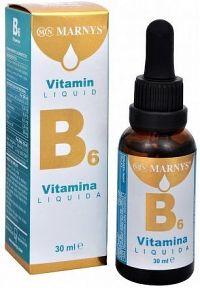 Tekutý Vitamín B6 30ml