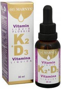 Tekutý vitamín K2D3 30ml