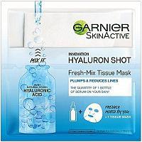 Textilní maska s kyselinou hyaluronovou pro hydratovanou a vypnutou pleť (Fresh Mix Tissue Mask) 6 g