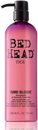 TIGI Bed Head Dumb Blonde Reconstructor Regenerátor poškozených vlasů 750 ml