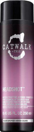 TIGI Catwalk Headshot Reconstructive Intense Conditioner Kondicionér pro chemicky ošetřené vlasy 250 ml
