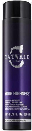 TIGI Catwalk Your Highness Elevating Shampoo Šampon pro objem 300 ml