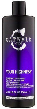 TIGI Catwalk Your Highness Volume Collection Kondicionér pro objem 250 ml