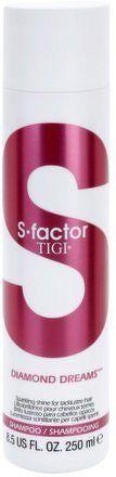 TIGI S-Factor Diamond Dreams Shampoo Šampon pro lesk a ochranu barvy 250 ml