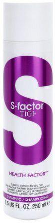 TIGI S-Factor Health Factor (Sublime Softness for Dry Hair) Šampon pro suché, poškozené, chemicky ošetřené vlasy 250 ml