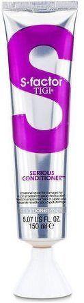 TIGI S-Factor Serious (Sensational Repair for Damaged Hair) Obnovující kondicioner pro poškozené vlasy 150 ml