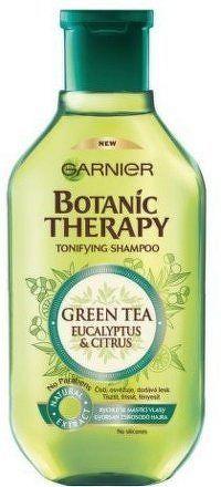 Tonizující šampon se zeleným čajem na rychle se mastící vlasy Botanic Therapy (Tonifying Shampoo) - 400 ml