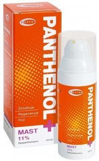 TOPVET Panthenol+ Mast 11% 50ml