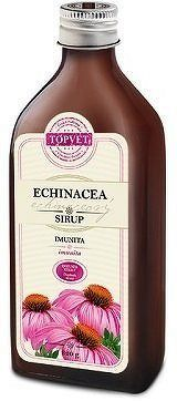 TOPVET Sirup echinacea 320g sklo