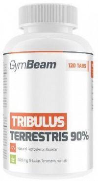Tribulus Terrestris 120 tbl - GymBeam unflavored - 120 tab