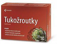 Tukožroutky cps.30 pro snížení hl.cholesterolu