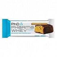 Tyčinka Pharma Whey HT+ 75g čokoláda-oříšek