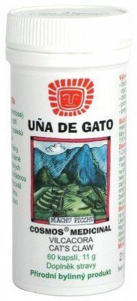 Uňa de Gato   60 kapslí