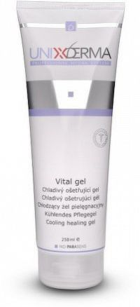 UNIXDERMA Vital gel 250ml