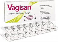 Vagisan HydroKrém Cremolum 16 čípků