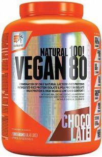 Vegan 80 2000 g čokoláda