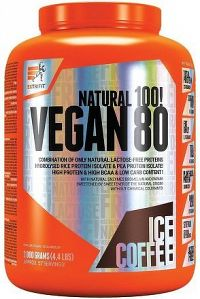 Vegan 80 2000 g ledová káva