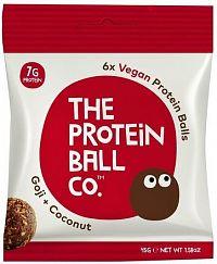 Vegan Protein Balls 45g goji & coconut