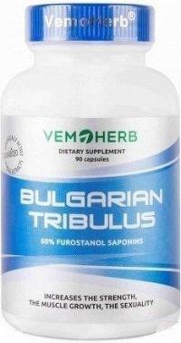 VemoHerb Bulgarian Tribulus 90 tablet