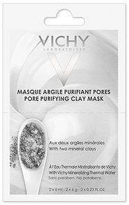 VICHY Čistící jílová maska BOX 2x6ml
