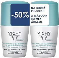 VICHY DEO roll-on DUO 48h Intense 2x50ml M6333100