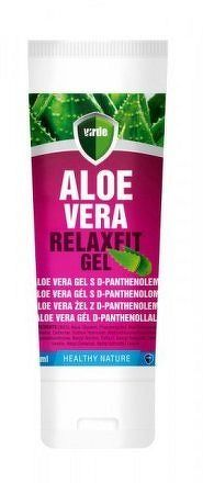 VIRDE Aloe vera gel s D-panthenolem 200ml