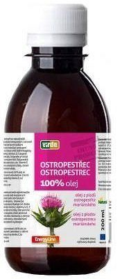 Virde Ostropestřec 100% olej 200ml