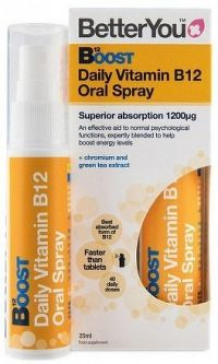 Vitamín B 12 (1200mcg) ve spreji - 25ml