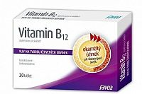 Vitamín B 12 tablety 30