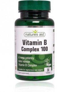 Vitamín B Complex Mega 100 - tbl.30