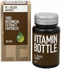 Vitamin-Bottle Fe - železo 30 kapslí