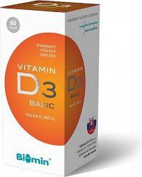 VITAMIN D3 400 IU cps.60 Biomin