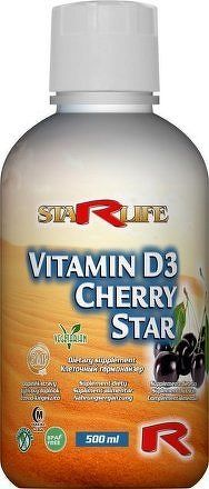 Vitamin D3 Cherry Star 500ml