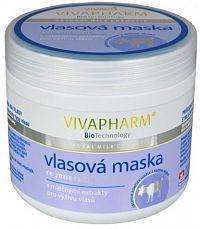 Vivapharm maska 600ml kozi mleko