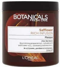 Vyživující maska na suché vlasy Botanicals (Rich Infusion Mask) 200 ml
