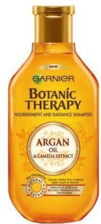 Vyživující šampon s arganovým olejem a kamélií pro normální až suché vlasy Botanic Therapy (Nourishment And Radiance Sha