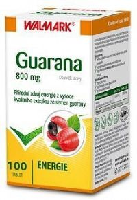 W Guarana 800mg tbl.100