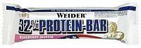 WEIDER, 32% Protein Bar, 60 g, Blueberry-Muffin