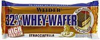 Weider, 32% Whey Wafer, 35 g, Stracciatella
