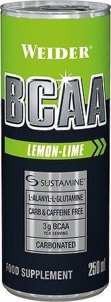 Weider BCAA  drink, Lemon-Lime, 250 ml