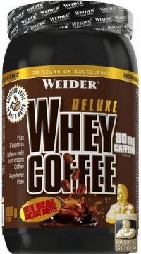 Weider, Deluxe Whey Coffee, 908g