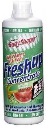 Weider, Fresh UP concentrate, 1000ml, Citron-Limetka