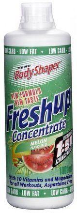 Weider, Fresh UP concentrate, 1000ml, Ledový čaj - Broskev