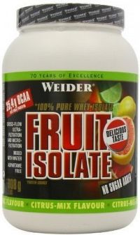 Weider, fruit Isolate, 908 g, Citrus Mix