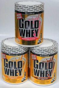 WEIDER GOLD WHEY, syrovátkový protein, 300g, Čokoláda