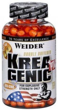 Weider, Krea-Genic+PTK, 135 kapslí