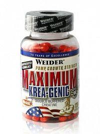 Weider, Maximum Krea-Genic, 120 kapslí