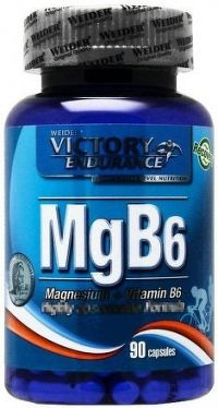Weider MgB6, 90 kapslí