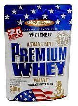 Weider, Premium Whey, 500 g, Stracciatella
